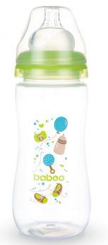 Бутылочка Baboo Baby Shower с силиконовой соской, 330мл