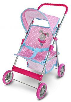 """Прогулочная коляска Mary Poppins """"Зайка"""" для куклы"""