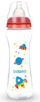 Бутылочка Baboo Space с силиконовой соской, 330мл