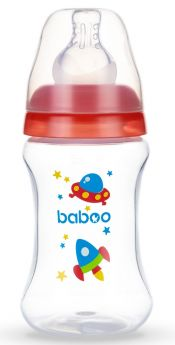 Бутылочка Baboo Space с силиконовой соской, 150мл