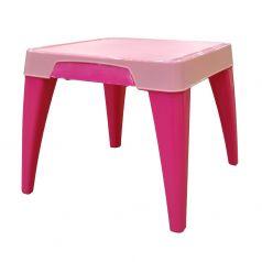 """Стол детский Little Angel """"Я расту"""", розовый"""