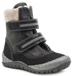 """Ботинки детские Tapiboo 23011 """"Нью-Йорк"""", серые"""