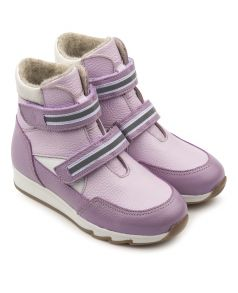 "Ботинки детские Tapiboo 23012 ""Венеция"", сиреневые"