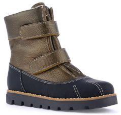 """Ботинки детские Tapiboo 23010 """"Токио"""", зеленые"""