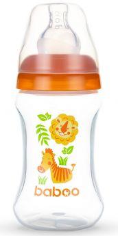 Бутылочка Baboo Safari с силиконовой соской, 150мл