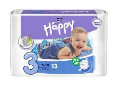 Подгузники Baby Happy Midi (5-9кг), 13шт.