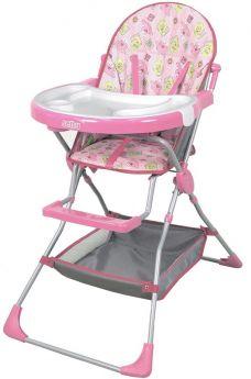 Стульчик для кормления Selby 252, розовый