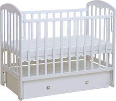 """Детская кровать """"Фея"""" 328, белая"""