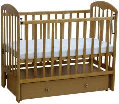 Кровать детская Фея 328, мед