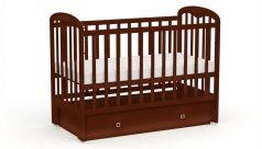 Детская кровать Фея 328, орех