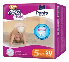 Подгузники-трусики Helen Harper Baby Junior, 12-18кг, 20шт.