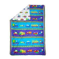 """Одеяло Mona Liza """"Машинки"""", 140х205см"""