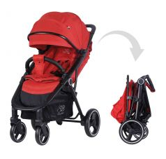 Прогулочная коляска Sweet Baby Suburban Compatto Red