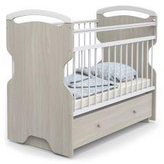 Кровать Sweet Baby Ofelia Frassino Bianco