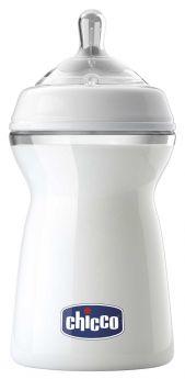 Бутылочка Chicco Natural Feeling, соска с флексорами, 330мл