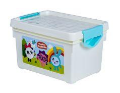 """Ящик для хранения игрушек Little Angel """"Малышарики"""", 5,1л"""