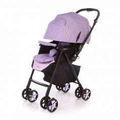 Прогулочная коляска Jetem Graphite, фиолетовая