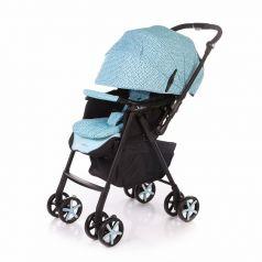 Прогулочная коляска Jetem Graphite, синяя