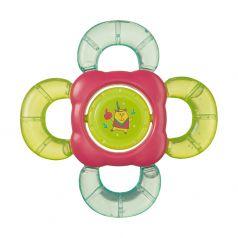 Прорезыватель-погремушка Happy Baby Teether rattle с водой