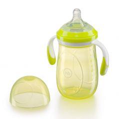 Бутылочка Happy Baby, соска медленный поток, 300мл