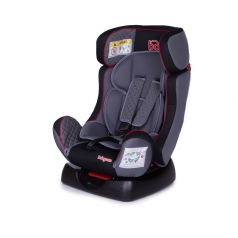 Автокресло Baby Care Nika Black/Grey 1023, 0-25кг