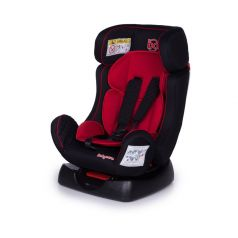 Автокресло Baby Care Nika Black/Red, 0-13кг