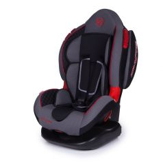 Автокресло Baby Care Polaris Isofix Black/Grey 1008, 9-25кг