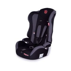 Автокресло Baby Care Upiter Black/Grey, 9-36кг
