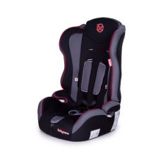 Автокресло Baby Care Upiter Black/Red, 9-36кг
