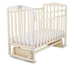 Кроватка Sweet Baby Ennio Nuvola Bianca 10 в 1