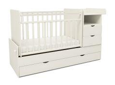 Кровать-трансформер Sweet Baby Valentino Bianco