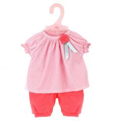 "Одежда для куклы 38-42см Mary Poppins ""Мэри"": блуза и штанишки"
