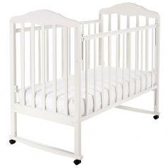 Кроватка Sweet Baby Mario Bianco