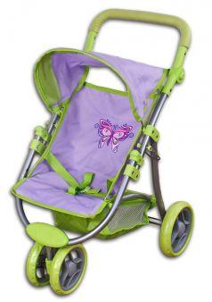 """Прогулочная коляска Mary Poppins """"Бабочка"""" для куклы, трехколесная"""