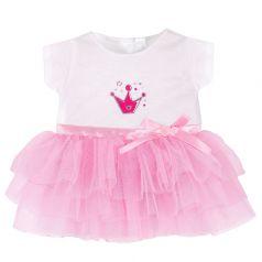 "Одежда для куклы 38-42см Mary Poppins ""Принцесса"": юбка и футболка"