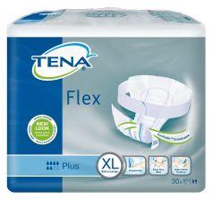 Подгузники поясные TENA Flex Plus XL, 30шт.