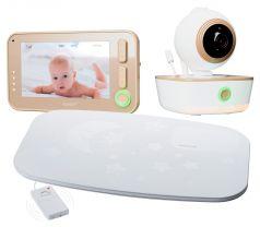 Видеоняня Ramili Baby RV1300SP с монитором дыхания