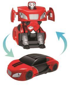 """Антигравитационная машина-робот Пламенный мотор """"3D передвижение"""" на радиоуправлении, красная"""