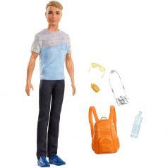"""Кукла Barbie Путешествия """"Кен"""""""