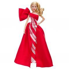 """Кукла Barbie 2019 """"Праздничная блондинка"""""""