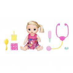 """Интерактивная кукла Baby Alive """"Малышка у врача"""""""