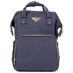 Сумка-рюкзак для мамы Rant Elegance, синяя