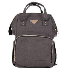 Сумка-рюкзак для мамы Rant Elegance, черная