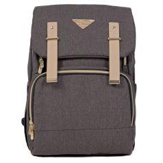 Сумка-рюкзак для мамы Rant Travel, черная