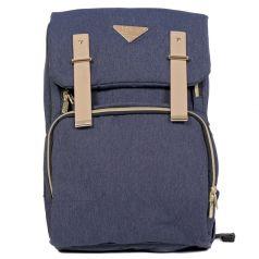 Сумка-рюкзак для мамы Rant Travel, синяя
