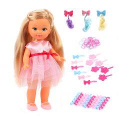 """Игровой набор Mary Poppins """"Студия причесок"""": кукла Элиза с аксессуарами"""