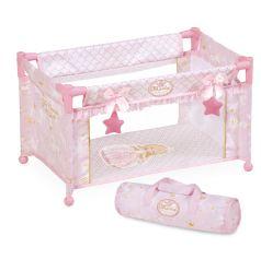 Манеж-кроватка для куклы Decuevas серии Мария, 50см
