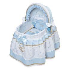 Кроватка для куклы Decuevas с козырьком серии Кэрол, 46см