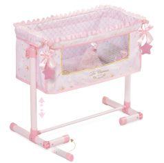Кроватка для куклы Decuevas серии Мария, 50см