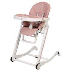 Стульчик для кормления Polini kids Mirum 590, розовый